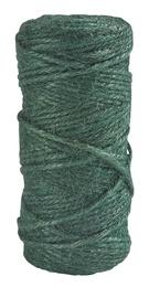 Jutepael, 100g, roheline