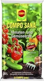Muld tomati-köögiviljadele Compo, 20l