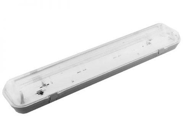 Valgusti luminofoor, 2x36W 220V IP65