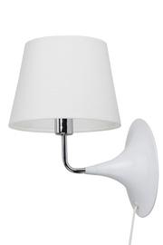Sienas lampa Cello Mezzo 40W E14, balta