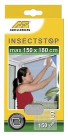 Putukavõrk Schellenberg 150x180cm, must