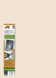 Alumiiniumraami süsteem Schellenberg 100x120cm, pruun