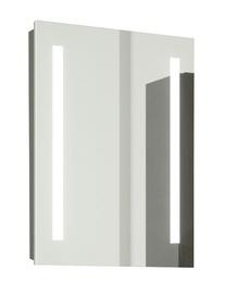 Peegel Kame, integreeritud valgusti, 65x60cm, IP44
