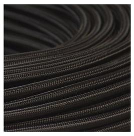 Kaabel Nordlux 4m, must tekstiilkate