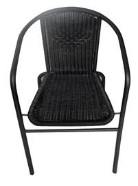 Pīts krēsls ar metāla rāmi