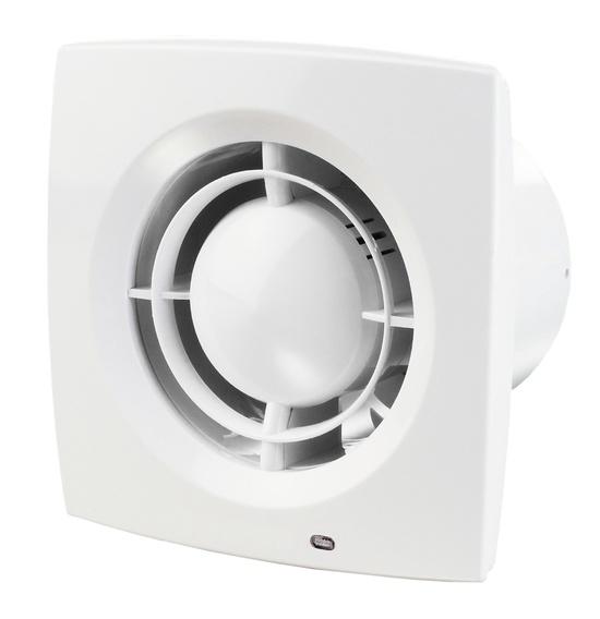 Ventilaator FXA 100mm, taimeri ja niiskusanduriga