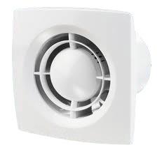 Ventilaator FXA 100mm, taimeriga