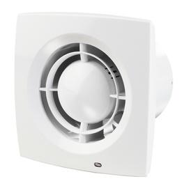 Vannas istabas ventilators ar slēdzi FXA Ø100mm