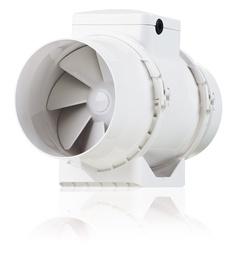 Ventilaator PROF 100mm, reguleeritava võimsusega
