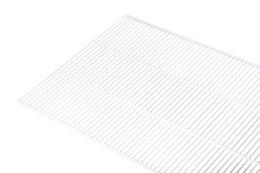 Võrkriiul Necos WS50, 900 x 508 mm, valge
