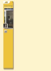 Pretinsektu tīkls durvīm Schellenberg 100x220, melns