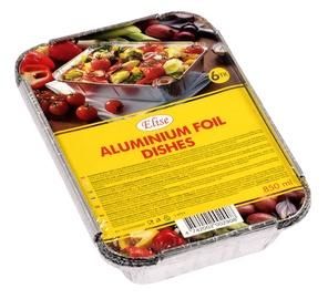 Alumiiniumfooliumist vormid Elise, 0,85L 6tk/pk