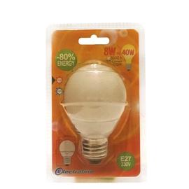 Säästulamp Electraline Mini Globe T2 8W E27