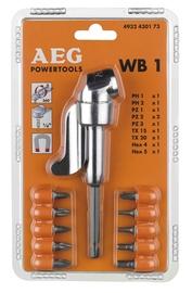 Nurgaadapter AEG WB1