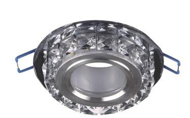 Süvisvalgusti BG D1327 CL BK+LED