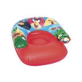 Piepūšamais krēsls bērniem Bestway Angry Birds 96106