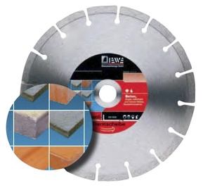 Teemantketas Diewe BSXE/10, 230x22,2 mm
