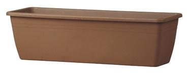 Puķu kaste Mare 60cm, terakota