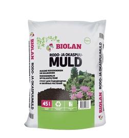 Muld rodo- ja okaspuudele Biolan, 45L