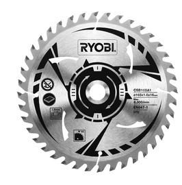 Saeketas Ryobi CSB165A1, 165x16mm Z40