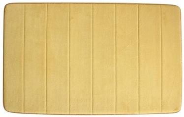 Vannitoavaip Harma Memory, 50x80cm, liiv