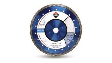 Dimanta ripa Rubi Superpro TVH Dry 250/25,4mm