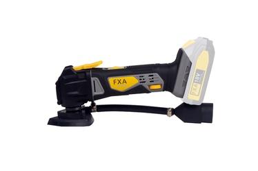 Akuuniversaaltööriist FXA XCLICK JD5122 18V Li-ion