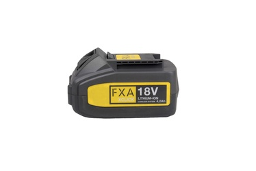 Akumulators FXA Xclick 18V 4,0Ah Li-Ion