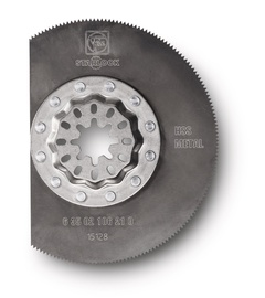 Segmenta zāģasmens metālam Fein HSS SL 85mm