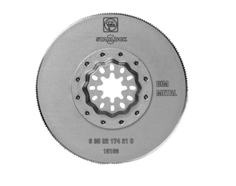 Saetera Fein MultiMaster BIM, ümar, 85mm