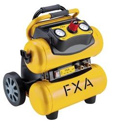 Kompresors FXA Duo 8+8L 1,1kW
