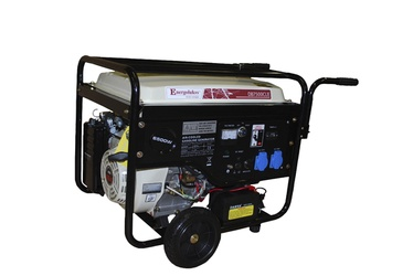 Generaator DB7500CLE, 6,5kW