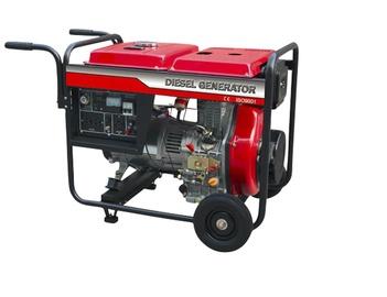 Generaator DD6000CLE-3, diisel, 5kW