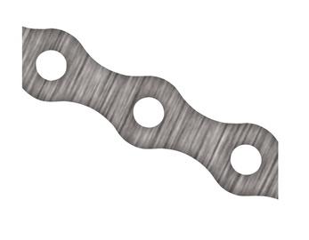Riputuslint 17x0,75 /25m sinusoid