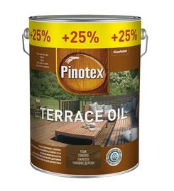 Terrassiõli Pinotex Terrace Oil, 4L+1L Teak