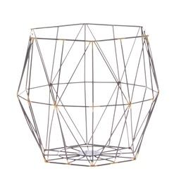 Metāla grozs Diamonds 28x28x26cm