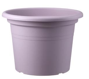 Lillepott Cilindro Basic, 40cm, roosa