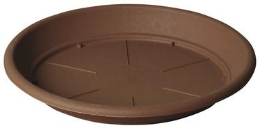 Lillepoti alus Sottovaso, 30cm, kakao