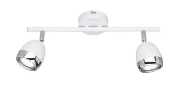 Kohtvalgusti Trio Nantes LED, 2X3W valge