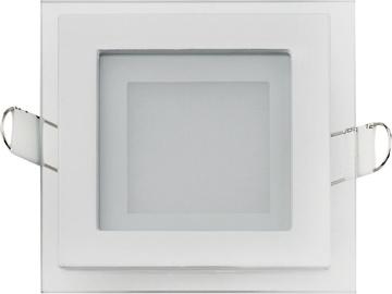 LED paneel, HL684LG, SQR, 6W