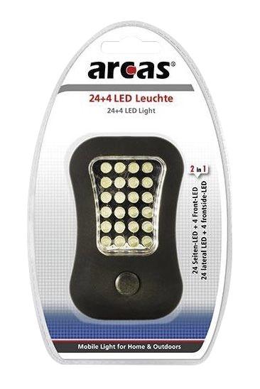 c3fca6f935b Taskulamp Arcas Working Light 24+ 4LED