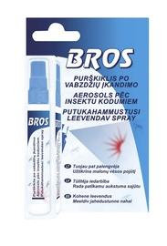 Aerosols pēc insektu kodumiem Bros 8ml