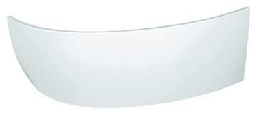 Vannas panelis Meza 58x160x3cm, balts
