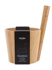 Saunakibu Rento, bambus