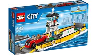 """KONSTRUKTORIUS """"LEGO CITY 60119"""" (KELTAS)"""