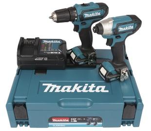 Akumulatora instrumentu komplekts Makita CLX201SAJ 10,8V