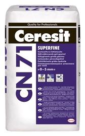 Išsilyginantis mišinys CN71, 0-5 mm, 25 kg
