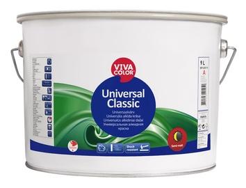 Alkīda krāsa Universal Classic pusmatēta, 9,0L, C bāze