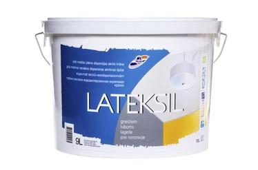 Laevärv Lateksil, 9,0L, valge