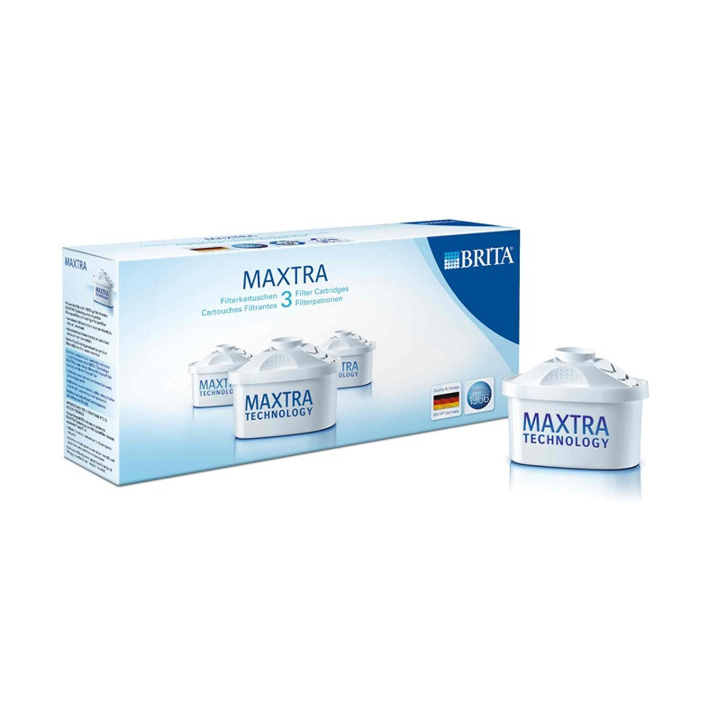 how to change brita maxtra filter